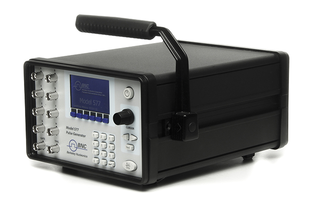 577 250 ps Pulse Generator Front