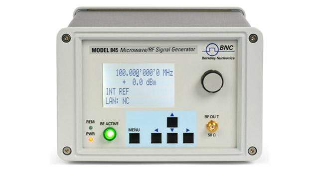 how to use a rf signal generator