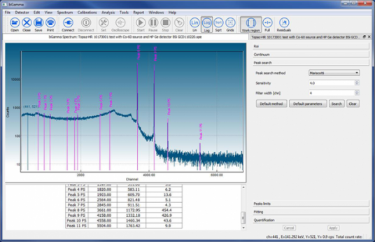 bGamma Software Package | Berkeley Nucleonics Corporation